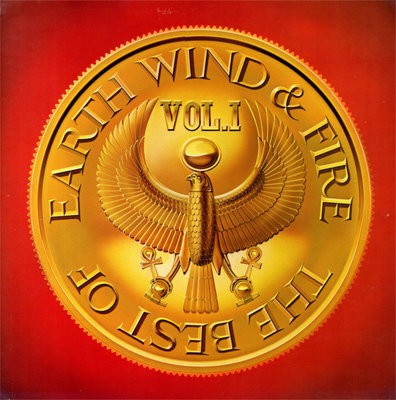 EARTH WIND & FIRE - THE BEST OF (Vinyl LP)