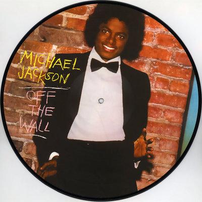 MICHAEL JACKSON - OFF THE WALL -PICTURE DISC- (Vinyl LP)