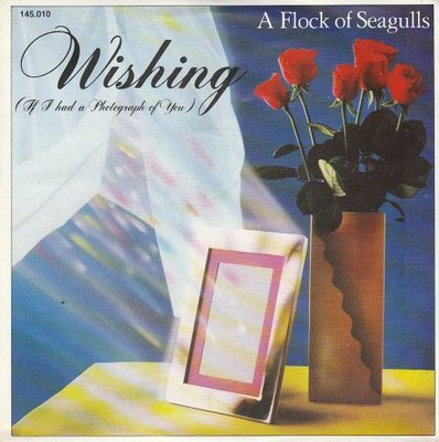 A Flock of Seagulls - Wishing + Committed (Vinylsingle)