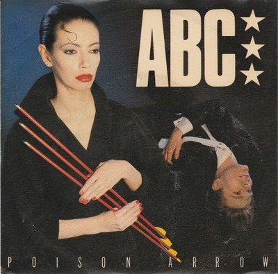 "ABC - Poison arrow + Theme from ""Man Trap"" (Vinylsingle)"
