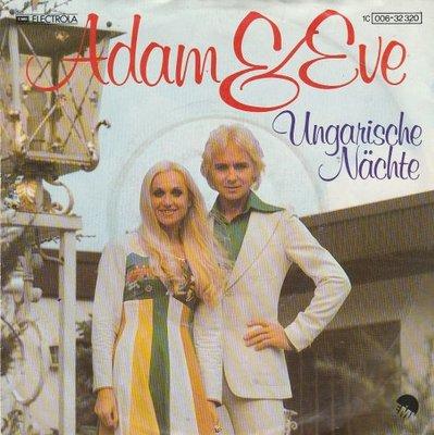 Adam & Eve - Ungarische nachte + Adler und taube (Vinylsingle)