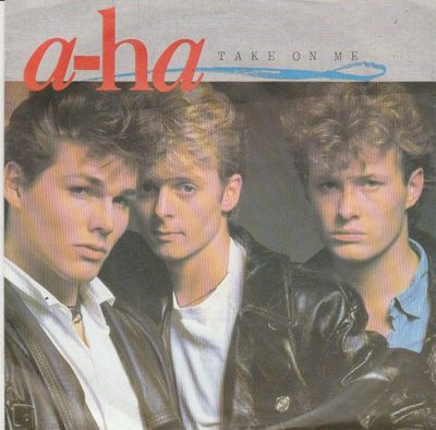 Aha - Take on me + Love is reason (Vinylsingle)