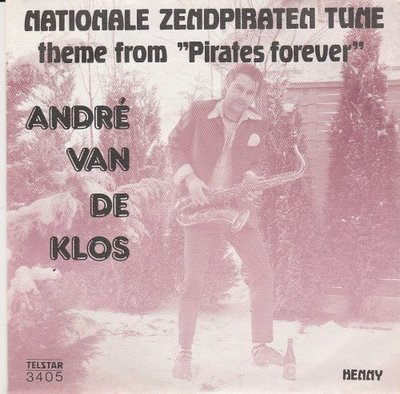 "Andre van de Klos - Theme from "" Pirates forever""  + Henny (Vinylsingle)"