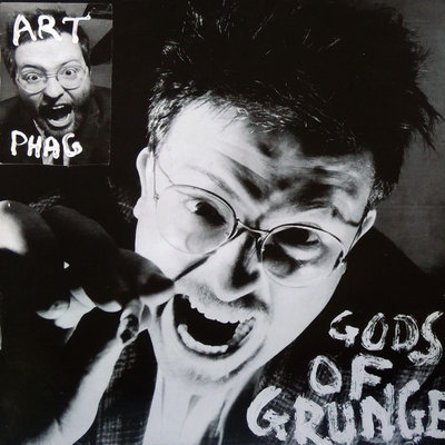 Art Phag - Gods Of Grunge (Vinyl LP)