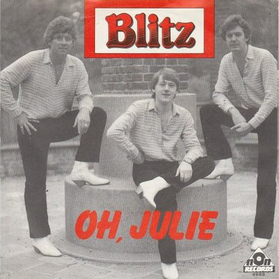 Blitz - Oh. Julie + Wanda (Vinylsingle)