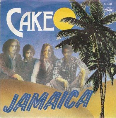 Cake - Jamaica + (instr.) (Vinylsingle)