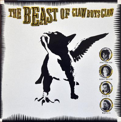 Claw Boys Claw - The Beast Of Claw Boys Claw (Vinyl LP)