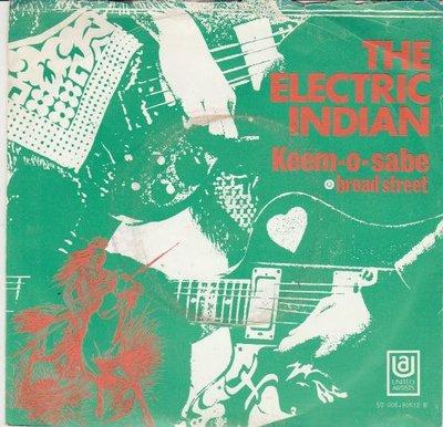 Electric Indian - Keem-o-sabe + Broad street (Vinylsingle)