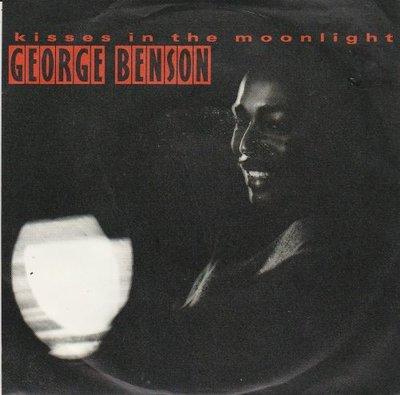 George Benson - Kisses in the moonlight + Open your eyes (Vinylsingle)