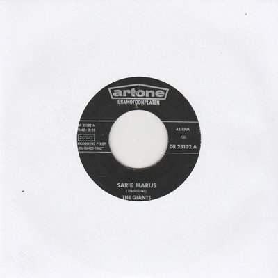 Giants - Sarie Marijs + Winnetou (Vinylsingle)