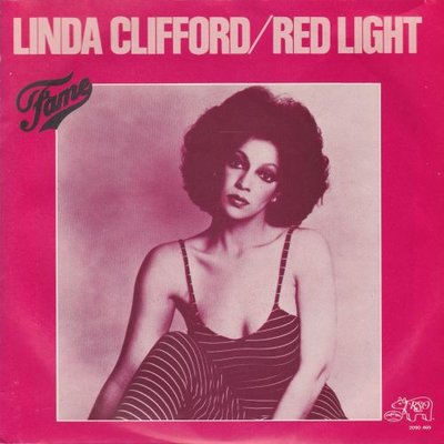 Linda Clifford - Red light + Ralph and Montly (Vinylsingle)