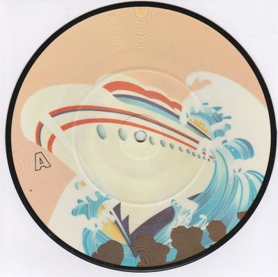 Liner - Keep Reaching Out For Love + Night Train (Vinylsingle)