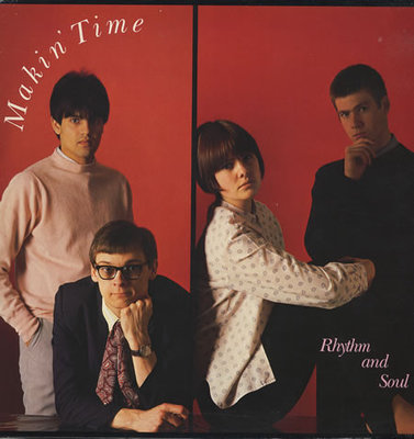 Makin' Time - Rhythm And Soul (Vinyl LP)