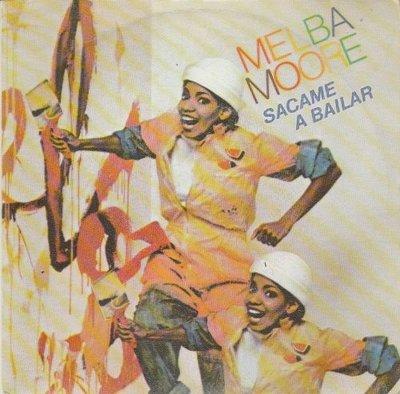 Melba Moore - Pick Me Up, I'll Dance + Where Did You Ever Go (Vinylsingle)