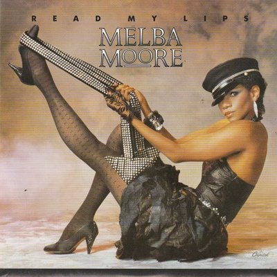 Melba Moore - read My Lips + Got To Have Your Love (Vinylsingle)