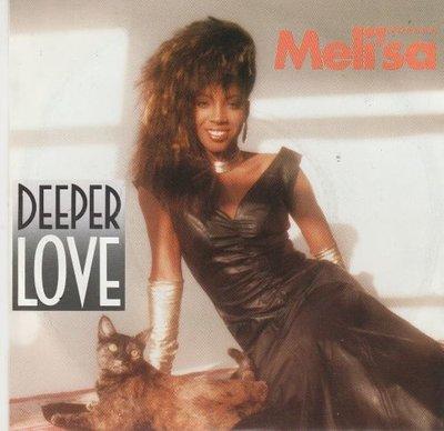 Meli'sa Morgan - Deeper Love + (Dub) (Vinylsingle)
