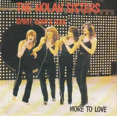 Nolan Sisters - Spirit, Body And Soul + More To Love (Vinylsingle)