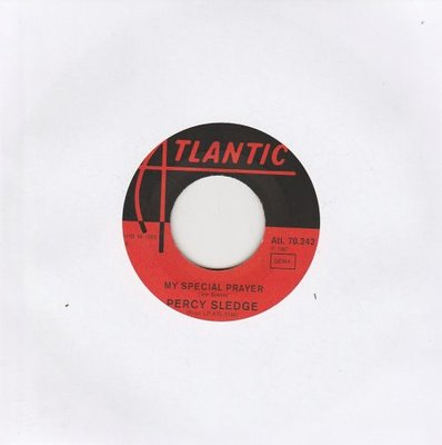 Percy Sledge - My special prayer + Pledging my love (Vinylsingle)
