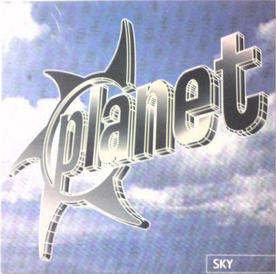 Planet - Sky (Vinyl LP)