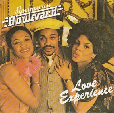 Rockaway Boulevard - Love Experience + Boulevard (Vinylsingle)