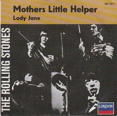 Rolling Stones - Mother's little helper + Lady Jane (Vinylsingle)
