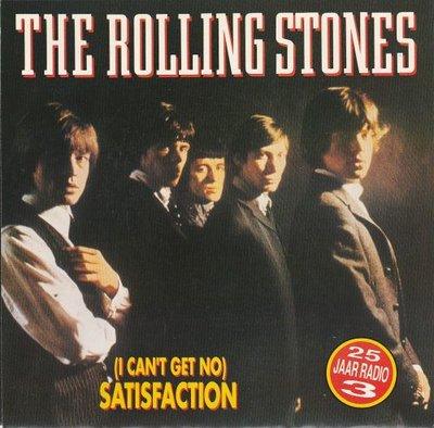 Rolling Stones - Satisfaction + Under assistant west coast promotion man (Vinylsingle)