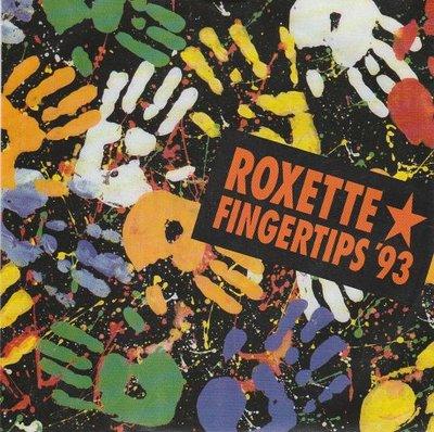 Roxette - Fingertips + Dressed for succes (Vinylsingle)