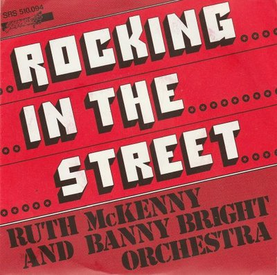 Ruth McKenny - Rocking in the street + I've been a fool (Vinylsingle)