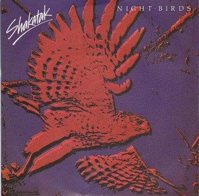 Shakatak - Night birds + Rio nights (Vinylsingle)
