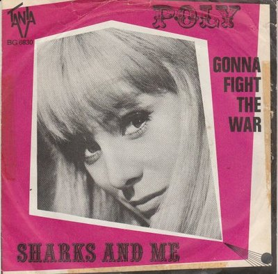 Sharks and Me - Poly + Gonna Fight The War (Vinylsingle)