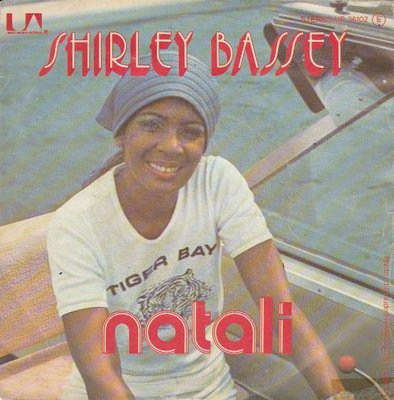 Shirley Bassey - Natali + Runaway (Vinylsingle)