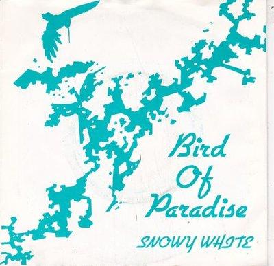 Snowy White - Bird of paradise + The answer (Vinylsingle)