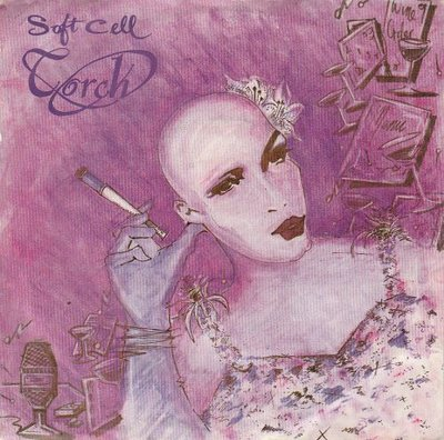 Soft Cell - Torch + Insecure me (Vinylsingle)