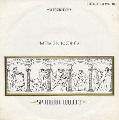Spandau Ballet - Muscle bound + Glow (Vinylsingle)
