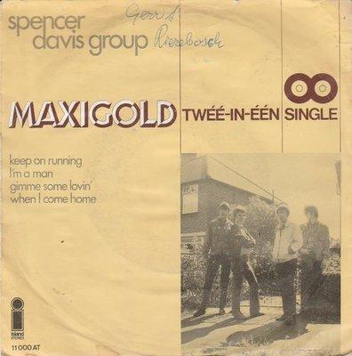 Spencer Davis Group - Gimme some lovin' (EP) (Vinylsingle)