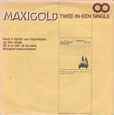 Spencer Davis Group - Keep on running + I'm a man + Gimme some lovin‹ + When I come home (Vinylsingle)