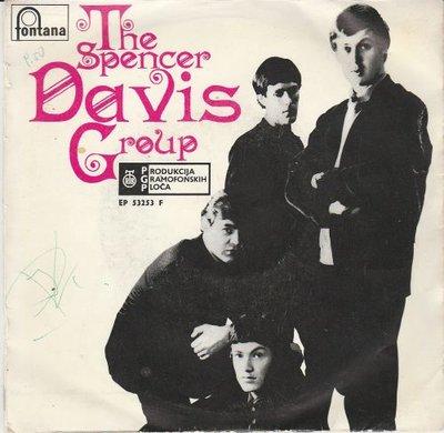 Spencer Davis Group - Please Do Something (EP) (Vinylsingle)