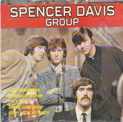 Spencer Davis Group - Spencer Davis Group (EP) (Vinylsingle)