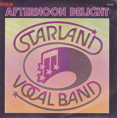 Starland Vocal Band - Afternoon delight + Starland (Vinylsingle)