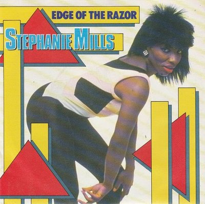 Stephanie Mills - Edge Of The Razor + Rough Trade (Vinylsingle)