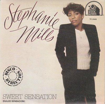 Stephanie Mills - Sweet Sensation + Wish That You Were Mine (Vinylsingle)