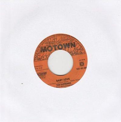 Supremes - Baby Love + Ask any girl (Vinylsingle)