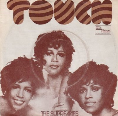 Supremes - Touch + It's so hard for me to say goodbye (Vinylsingle)