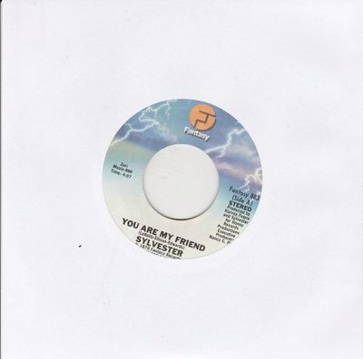 Sylvester - You Are My Friend + Happiness (Vinylsingle)