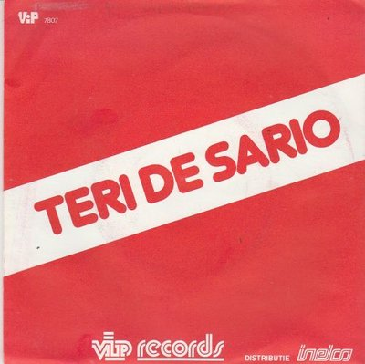 Teri De Sario - Ain't Nothing Gonna Keep Me From You + Sometime Kind Of Thing (Vinylsingle)
