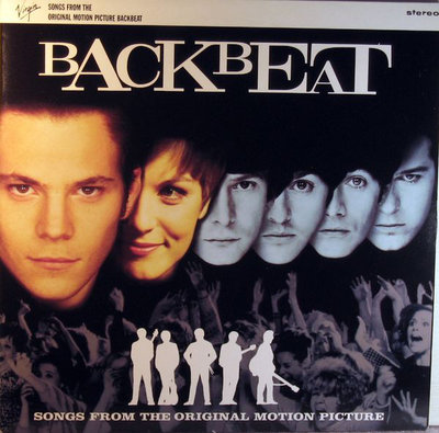 The Blackbeat band - Songs From The Original Motion Picture Backbeat (Vinyl LP)