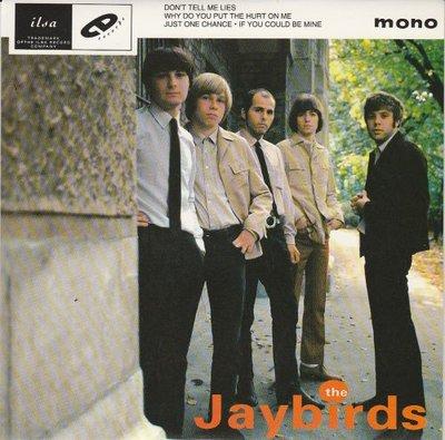 The Jaybirds - Don't Tell Me Lies (EP) (Vinylsingle)