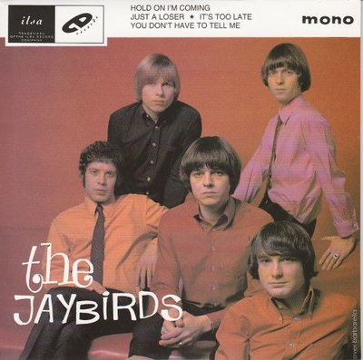 The Jaybirds - London Tapes (EP) (Vinylsingle)
