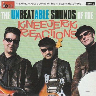 The Kneejerk Reactions - The Unbeatable Sounds Of (EP) (Vinylsingle)