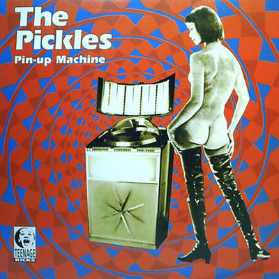 The Pickles - Pin-Up Machine (Vinyl LP)